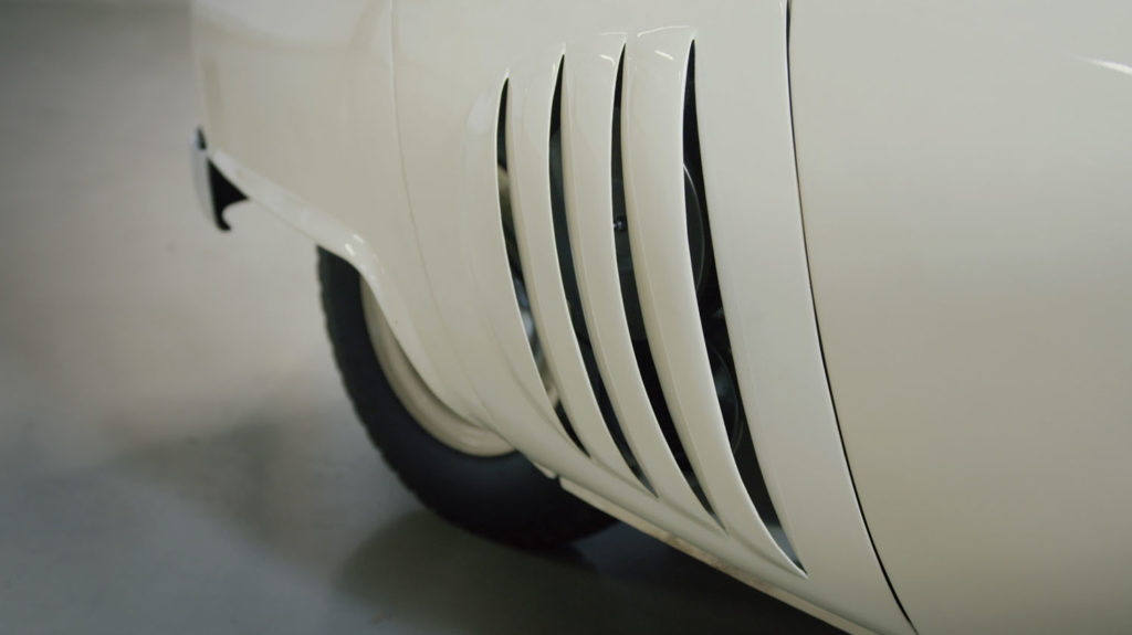 Iso Rivolta Isetta Bmw cooling air radiator
