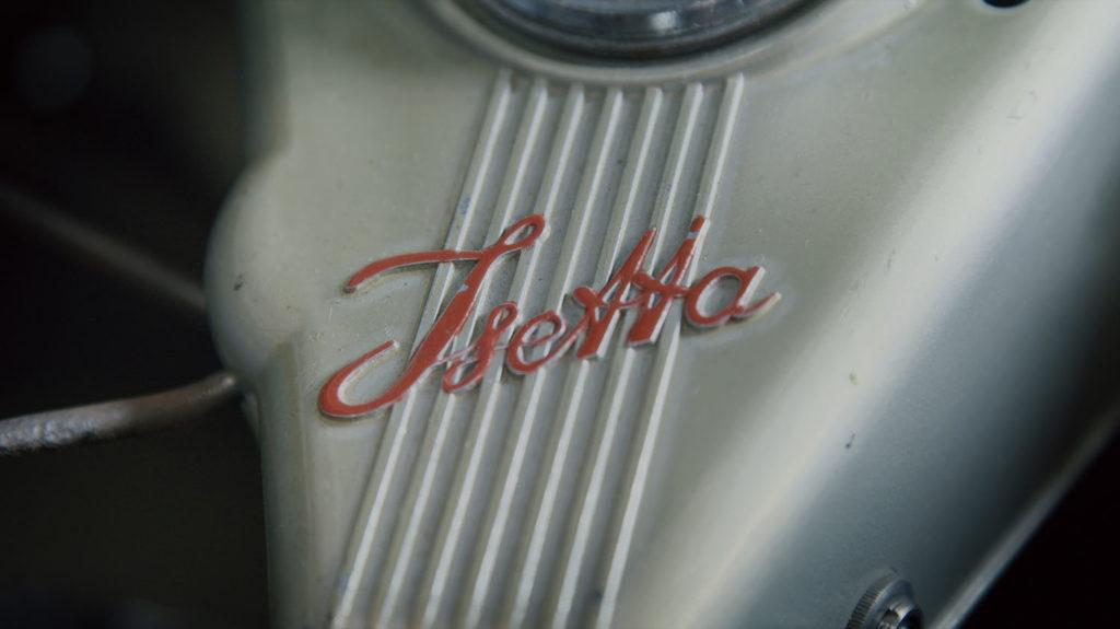 Iso Rivolta Isetta Bmw logo name type logotype