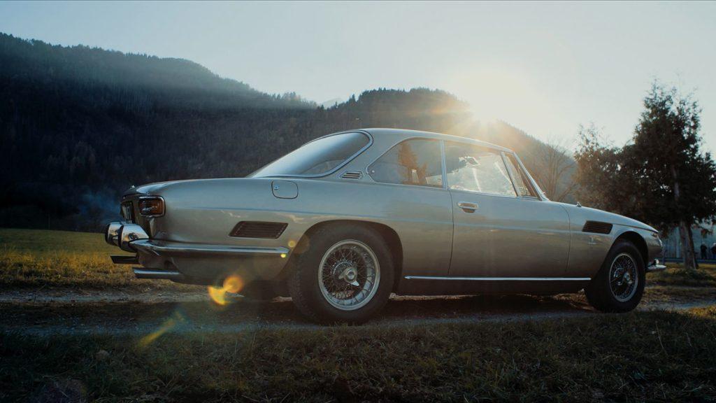 Iso Rivolta GT300 side full grey