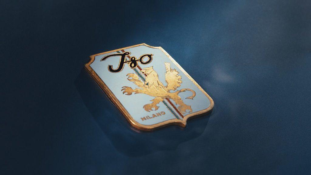 Iso Rivolta Iso Grifo logo symbol logotype