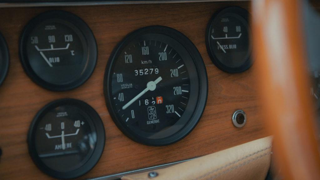 Iso Rivolta Fidia S4 Maserati Quattroporte John Lennon