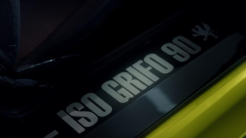 iso grifo 90 corvette c5 marcello gandini bonomelli mako shark