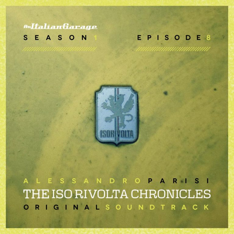 Iso Rivolta Chronicles Original Soundtrack